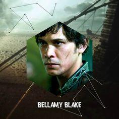 Bellamy Blake    The 100    Bob Morley