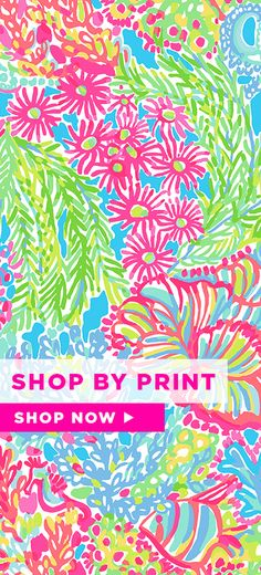 Shop New Prints And Patterns From Lilly Pulitzer