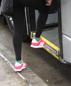 Bright kicks!  #Troost #KCMO #Transit #Bus