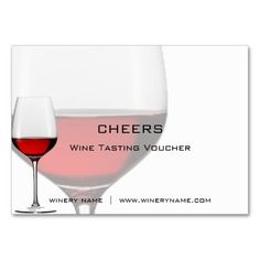 Bar, Winery and Restuarant Drink Vouchers and Coupons Business Cards. This is a fully customizable business card and available on several paper types for your needs. You can upload your own image or use the image as is. Just click this template to get started!