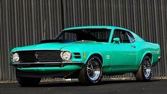 1970 Ford Mustang Boss 429 Mecum