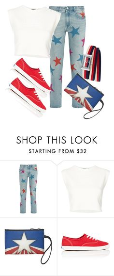 """""""Have Fun"""" by faeryrain ❤ liked on Polyvore featuring STELLA McCARTNEY, Puma, Keds and Gucci"""