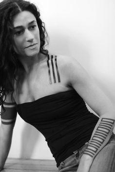Tattoo Lust: Chunky Black Tattoos | Fonda LaShay // Design → more on fondalashay.com/blog