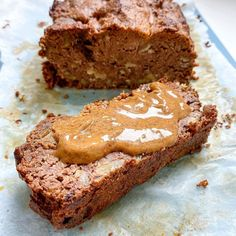 This sweet, tropical banana bread recipe is filled with coconut flavor, with the texture of banana bread. This banana bread recipe is a great on-the-go breakfast option!  #healthyeating #healthyrecipes #cleaneating #healthybananabread #realfoodrecipes #wholefoodrecipes Healthy Fats, Healthy Snacks, Healthy Eating, Healthy Banana Bread, Banana Bread Recipes, Breakfast Options, Breakfast Recipes, Whole Food Recipes, Snack Recipes