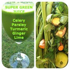 Super Green Juice!