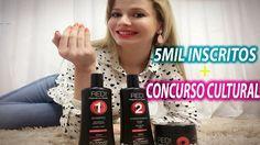 5 Mil Inscritos - Concurso Cultural - Prêmio Kit Rishon Cosméticos | Jac...