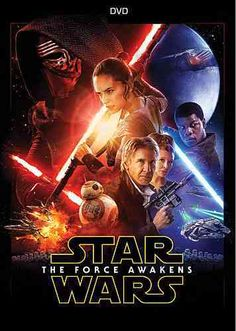 In this thrilling continuation of the epic space opera, ex-stormtrooper Finn (John Boyega), scrappy desert dweller Rey (Daisy Ridley), and droid companion BB-8 get caught up in a galactic war when the