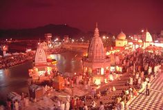 Haridwar, India...been there once