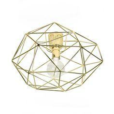 Diamond Deckenleuchte - Messing - Globen Lighting