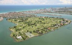 We are a country of optimists, and nowhere can more be found per square inch than the investors who are buying up the south Florida real estate market. Florida Home, South Florida, Indian Creek, Chromotherapy, Massage Room, Expensive Houses, Resort Style, Real Estate Marketing, Great Photos