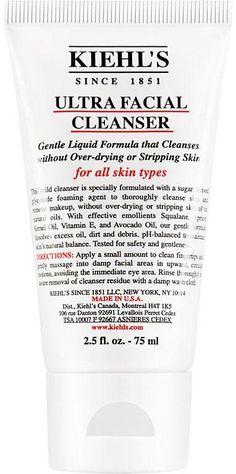 Kiehl's Since 1851 Women's Ultra Facial Travel Cleanser