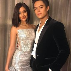 Regrann from - congrats lizquen for box office king & queen guillermo mendoza memorial award i'm so proud both of you👏👏👏👏👏🤴👸 - Enrique Gil, Liza Soberano Instagram, Lisa Soberano, Imperfection Is Beauty, Ingrown Hair, Beautiful Celebrities, Covergirl, Beauty Routines, Evening Dresses