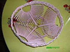 Imagini pentru pletenie z papiera