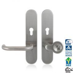 GPF9341.72 R veiligheidsgarnituur PC72 met comfortschild voor extra bedieningsgemak! Bathroom Hooks