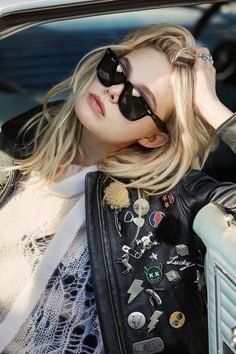 Elle Fanning Nylon Magazine Outtakes