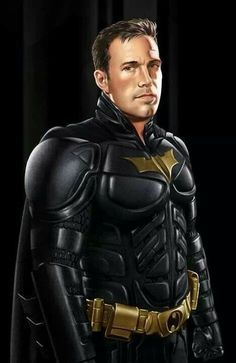 Batman:Affleck
