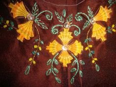 Kamal Kadai Embroidery Work