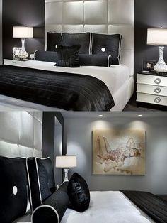 Beautiful contemporary Bedroom - B