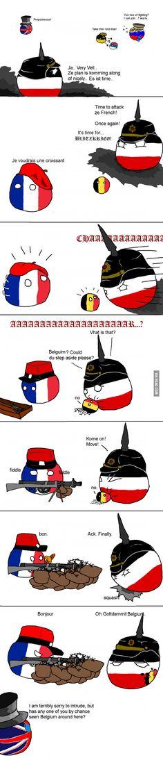 Belgium in WW1