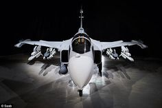 The latest version of the Gripen fighter jet has been unveiled by Swedish aircraft maker, Saab. The E fighter, the sixth variant in the Gripen family, is slightly bigger than previous versions