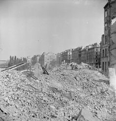 Ruins of the Hotel Metropole, wartime headquarters of the Gestapo in Vienna. Austria, Postwar, Vienna, Ww2, Past, Birth, Italy, History, Snow