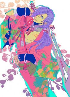 Koujaku is one of my top favourites x