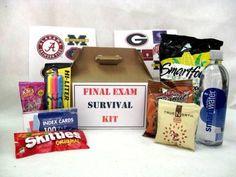 Sensational Final Exams Survival Kit ($28-$40)