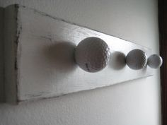 "coat rack cute for the ""mans cave"""