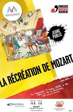 La récréation de Mozart | 1er mars 2015