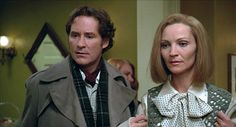 Kevin Kline and Joan Allen in THE ICE STORM (1997)