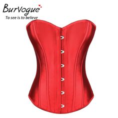 Here is a sneak peak at what's new and fresh at Costbuys today Burvogue Sexy Wom... see for yourself and don't ever doubt again http://www.costbuys.com/products/burvogue-sexy-women-vintage-corsets-and-bustiers-waist-control-corsets-shapewear-slimming-satin-overbust-corset-bustier-tops?utm_campaign=social_autopilot&utm_source=pin&utm_medium=pin