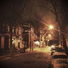 NYC, Brooklyn, Vinegar Hill