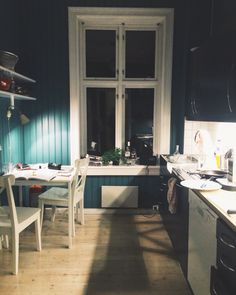 My not so tidy kitchen