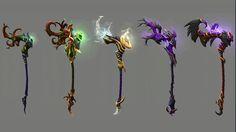 Guide G'Hanir, Arme Prodigieuse - World of Warcraft - Druide