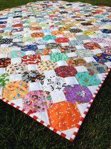 Hobble Creek Quilts: I Spy Quilt Finish