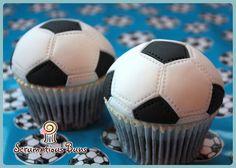 Football Cupcakes | by Scrumptious Buns (Samantha)