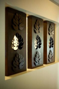 Gallery: Wall Art///Entanglements Metal Art