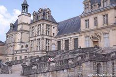 France - The Palace of Fontainebleau... more at http://www.travelsblog.pl/francja-paryz-relacja-z-podrozy/