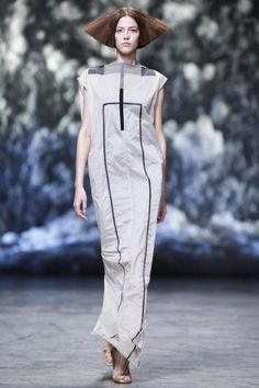 Rick Owens @ Paris Womenswear S/S 2013 - SHOWstudio - The Home of Fashion Film
