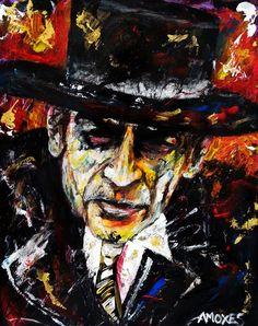 Bela Lugosi by amoxes.deviantart.com on @DeviantArt