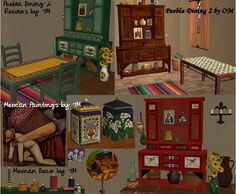 images of mexican decor | the colors of mexico and its charm are brought to you again by avalon ...