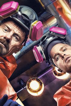Breaking Bad by Gianfranco Gallo