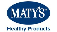 Maty's Healthy Products are 100% all natural products made with whole-food ingredients that are safe and effective.
