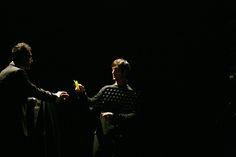 IL VICARIO. Enrico Roccaforte e Marco Foschi (Foto Cerchioli) 2007