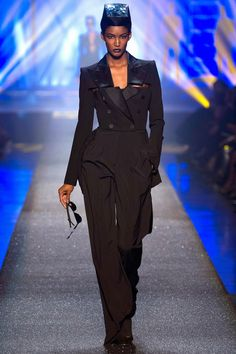 Want this suite! Sean Paul Gaultier Spring 2013