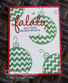 Image result for sparkly seasons stampin up card