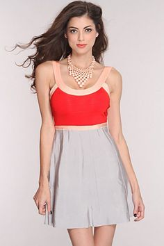 #Amiclubwear              #Skirt                    #Multi #Skater #Skirt #Bandage #Dress               Red Multi Skater Skirt Bandage Dress                                          http://www.seapai.com/product.aspx?PID=1737527