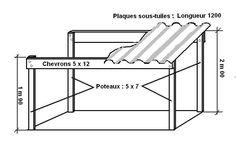 plan pour fabriquer un abri de jardin en bois 2 abri a bois pinterest abris buches. Black Bedroom Furniture Sets. Home Design Ideas