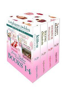 Lexy Baker Cozy Mystery Series Boxed Set Vol 1 (Books 1 - 4) #eReaderIQ