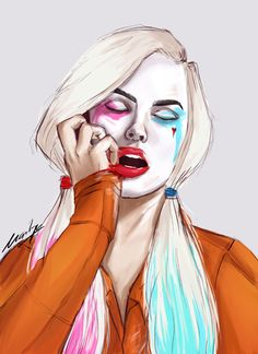 The Joker // buckiys: Harley Quinn, Suicide Squad Please...